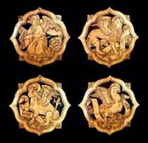 Gospels symbols